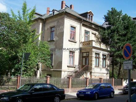 Denkmalgeschützte Villa in Altenburg bei Leipzig