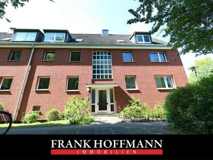 GEHEIMTIPP - Familienwohnung mit Garage & Balkon im begehrten Niendorf