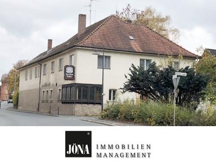Lukratives Angebot: Ehemaliger Gasthof mit Wohnungen in Ortskernlage