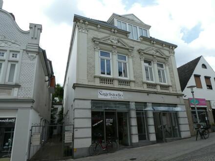 PURNHAGEN-IMMOBILIEN - Direkt in der Fußgängerzone - ebenerdige Ladenfläche in Bremen-Vegesack!