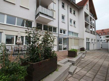 In der City von Bensheim wohnen ... RESERVIERT