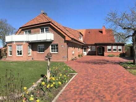 Gepflegtes Einfamilienhaus mit Scheune und Wohnhaus in Rhede