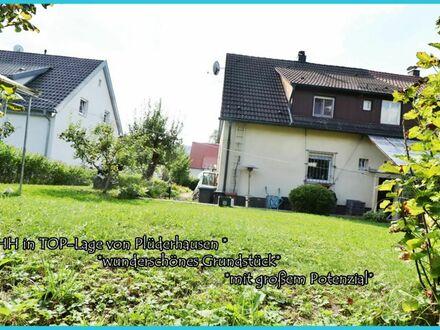 ** Familien aufgepasst ** Doppelhaushälfte auf tollem Grundstück in bevorzugter Wohnlage