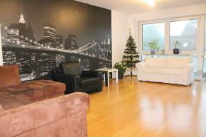 Kapitalanleger aufgepasst! Gut vermietete 4 ZKB-Wohnung in ruhiger Lage Untermeitingens