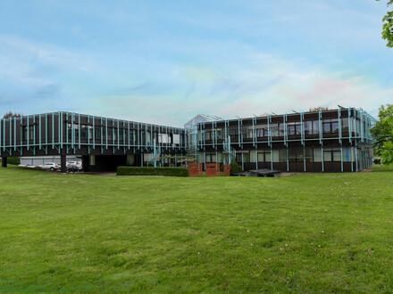 Modernes Verwaltungsgebäude