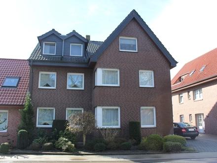 Reserviert ! Kapitalanlage mit Entwicklungspotential ! Mehrfamilienhaus mit 3 Wohneinheiten in Haren