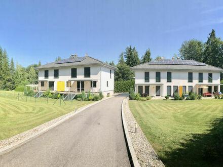 Velden am Wörthersee - Rarität: Doppelhaushälfte mit privatem Seezugang