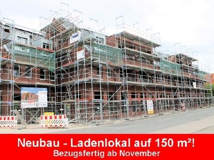 Büro-oder Praxisfläche 160 m² Neubau im Zentrum von Ascheberg