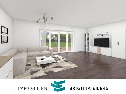 Hochwertig und mit viel Liebe zum Detail ausgestattete, barrierearme Wohnung in bester Lage!
