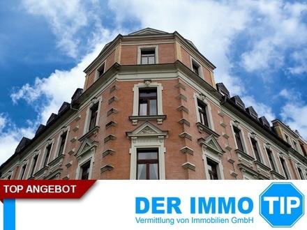 Schicke Singlewohnung auf dem Chemnitzer Kassberg