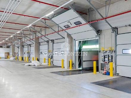PROVISIONSFREI + + Neubau-Logistikflächen mit Rampenandienung