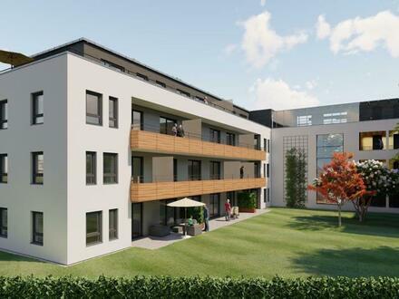 Wohnpark West Burghausen - 3-Zi-ETW mit Lift und Dachterrasse