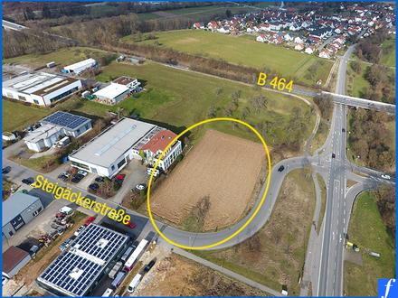 Geplanter Neubau * Halle mit Büro * RT Nord * Schnelle Anbindung