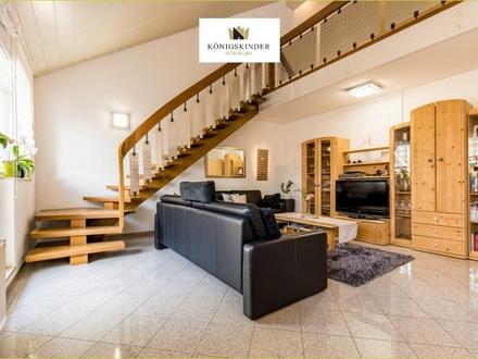Stilvolle Maisonette - Wohnung in Top Lage !