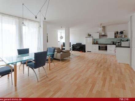 *** Moderne 2 Zimmer-Wohnung in Zentrumslage von Heidenheim! ***