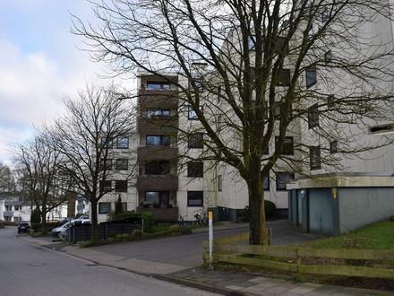 Vermietete Erdgeschosswohnung in Kirchdornberg