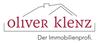 Oliver Klenz - Der Immobilienprofi.
