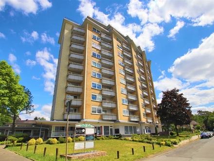 ''Single-Penthouse'' über den Dächern von BI-Sennestadt! Topp modernisiert!