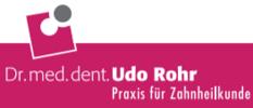Dr. med. dent. Udo Rohr