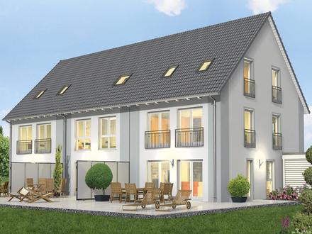 Großes Reihenmittelhaus am Neubaugebiet