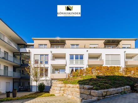 Neuwertige 3-Zimmer-Wohnung in betreuter Wohnanlage in Notzingen zu verkaufen