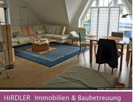 Moderne Dachgeschosswohnung ruhig und zentral in Kirchweyhe