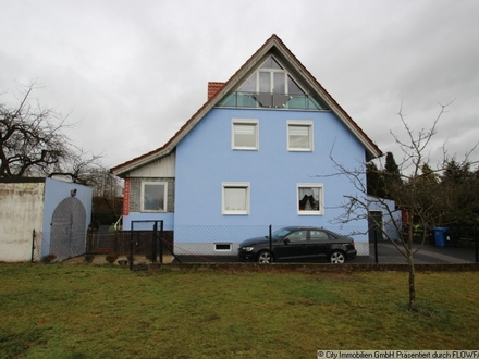 Großzügiges Zweifamilienhaus für die ganze Familie in Rothenstadt! Hier können Sie einziehen und sich wohlfühlen!