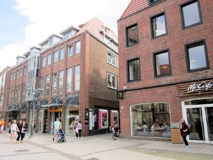 Gewerbefläche in Citylage - seitlich der Fußgängerzone!