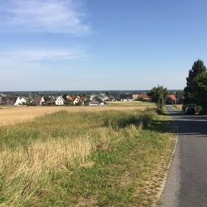 Nur noch 3 freie Grundstücke im Neubaugebiet in Rothenuffeln