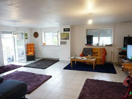 ARNOLD-IMMOBILIEN: Maisonetten-Wohnung in ruhiger Lage (2 Whg, möglich)