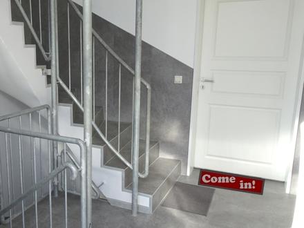 Ruhige Lage, gepflegt, Gartennutzung: Vermietete 2-Zimmer-ETW mit Stellplatz in Ibersheim!