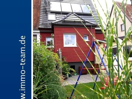 ++einfach nach Hause kommen - charmante DHH mit Garten Stellplatz und Garage++