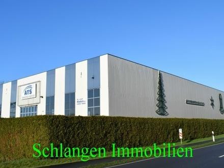Objekt Nr. 20/905 Gewerbehalle mit Betriebsleiterwohnung im Saterland / OT Bollingen