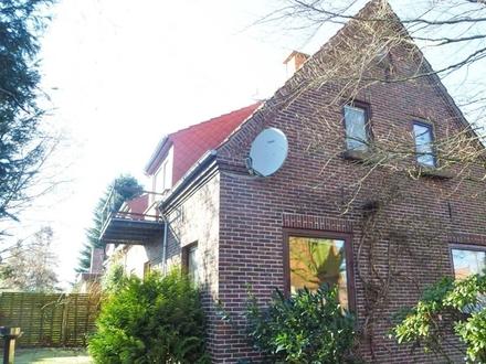 Lemwerder / Kapitalanlage: Doppelhaus in ruhiger Wohnlage