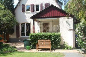 Wohnoase mit herrlichem Gartengrundstück in ruhiger Stichstraße