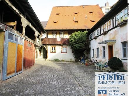 Bürgerhaus in Bamberg mit Ausbaureserven