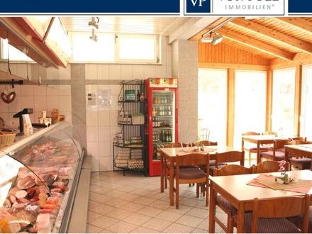 Gut etablierte Fleischerei mit Bistro und Gastraum sucht neuen Eigentümer