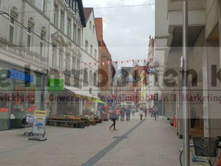 ROSE IMMOBILIEN KG: Modernes Ladenlokal in 1A-Lage von Minden!