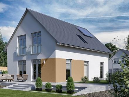 Grundstück 700 qm und Ihr Traumhaus mit 127 qm