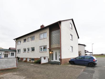 Großzügige 4 Zimmerwohnung in Groß-Gerau mit Balkon in Feldrandlage