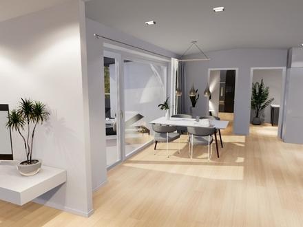 Modernes Wohnen am Buschfortweg - Wohnungstyp 4