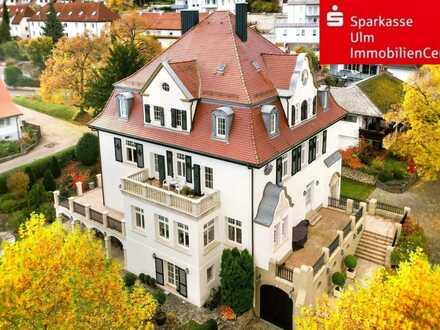 Rarität! Exklusive, sanierte Villa in Aussichtslage von Blaubeuren