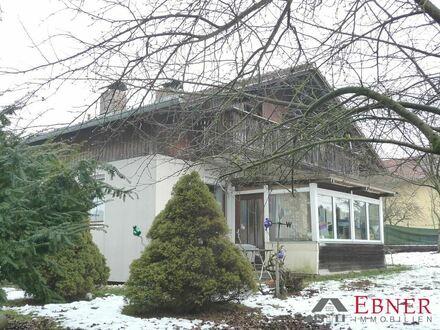 Freistehendes Einfamilienhaus zwischen Osterhofen und Aldersbach