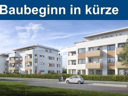 nature 8, Moderne Mehrfamilienhäuser am grünen Tor von Winnenden.