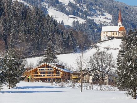 Uderns im Zillertal: Freizeitwohnsitz: Refugium mit 3 abgeschlossenen Wohneinheiten