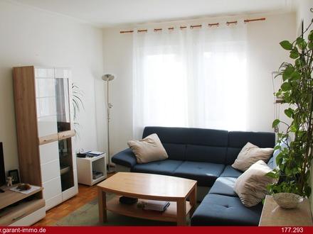 Charmante 3 Zimmer-Wohnung in zentraler Lage