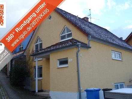 Gepflegtes Einfamilienhaus in Reichelsheim im Odenwald !!!