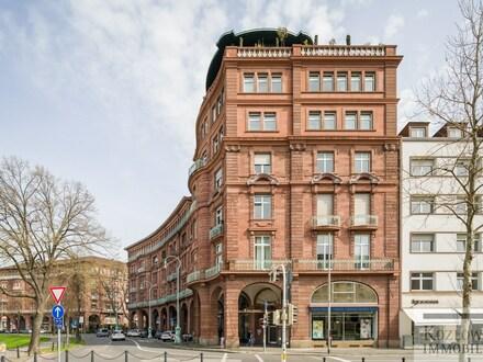 Bestlage am Friedrichsplatz - Arkaden-Büroeinheit mit Wasserturmblick!