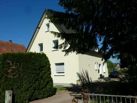 Vermietetes Wohnhaus in toller Lage direkt an der Weser