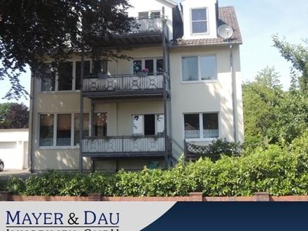 Rastede: Großartige 5 ZKB Wohnung mit Balkon (Objekt-Nr: 4286)